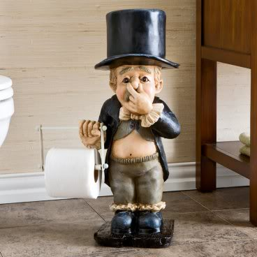 Decorating Ideas Toilet Paper Holders